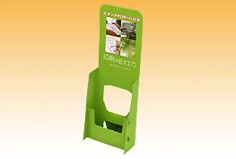 スタンドPOP(ポストカード収納タイプ)